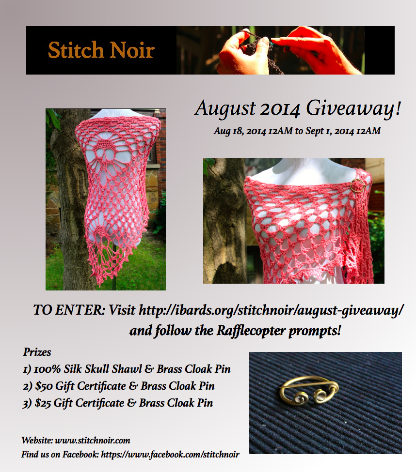 August 2014 Giveaway