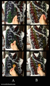 Capelet Button Options