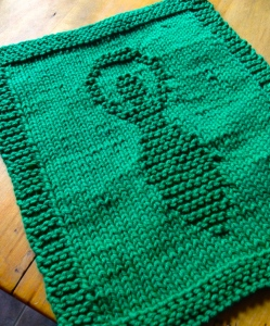 Goddess Dishcloth