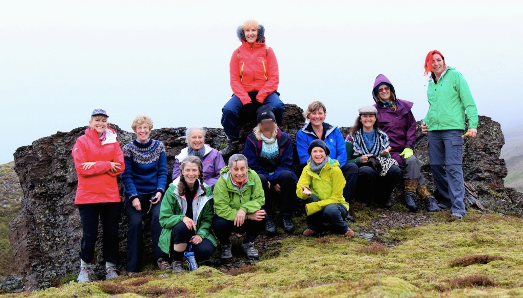 hiking with the elves 2015